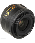 NIKON AF-S DX NIKKOR 35MM F/1.8G LENS FOR DSLR