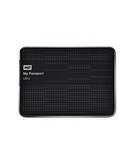 Western Digital My Passport Ultra 2TB External Portable Hard Drive Black,  Black, 2 TB