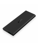 Aukey 6000 mAh Power Bank For iPhone 6& 6S, 6S Plus,  Black, 6000mAh, 1