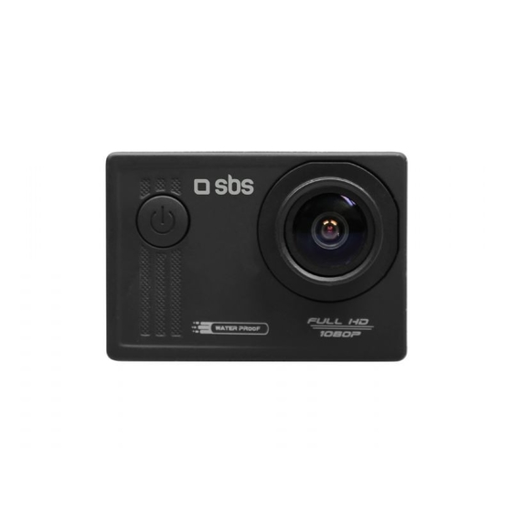SBS Full HD Sport Cam Wi-Fi with LCD Display TTACAMFHDWIFI