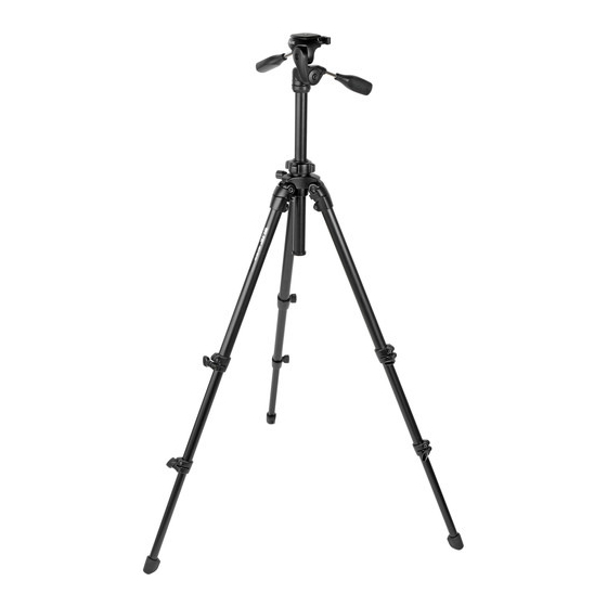 SLIK PROFESSIONAL TRIPOD ABLE 300DX