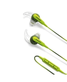 Bose Soundsport in-Ear Headphone for Apple Devices,  Green