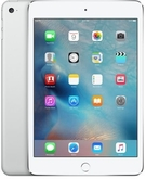 Apple iPad Mini 4, Wifi   4G,  Silver, 16 GB