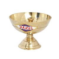 Hazel Brass Diya Oil Lamp Payali S2