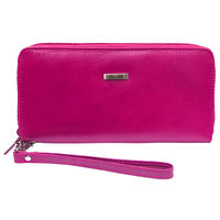 Rhysetta BL905 Ladies Wallet,  fuchsia