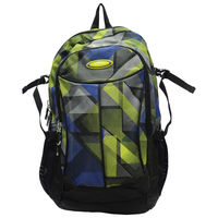 Rhysetta DBP-8 Backpack,  yellow