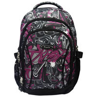 Rhysetta DBP-9 Backpack,  purple