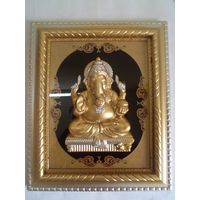 Lord Ganesh-wall hanging