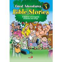 Great Adventures Bible Stories I