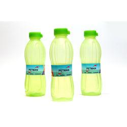 Petman PP Water Bottle-Set Of 3 (1000 ML Each), green