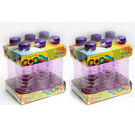 Petman Economy Water Bottle-Set Of 12 (1000Ml Each), violet