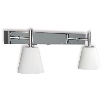 Philips Aquafit Wall light 40 W, Chrome, Halogen 915002038501