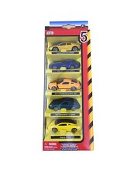 "Maisto 5 Pcs. Gift Set, 3"" Free Wheel Die cast Car Set -Asort 1"