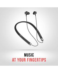 Pebble Urbane - Bluetooth Neckband Earphones