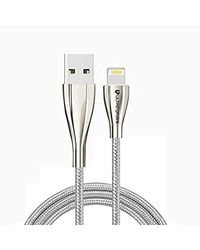 Ultraprolink Ul0057 Zync Lightning Sync & Charger Cable 1.5M (White), multicolour