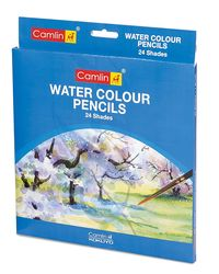 Camlin Kokuyo Water Color Pencil - 24 Shades