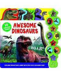 Awesome Dinosaurs, na
