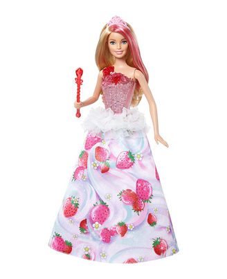 Barbie Dreamtopia Sweetsville Princess Doll, Age 3+