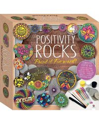 Positivity rocks paint it for1, na