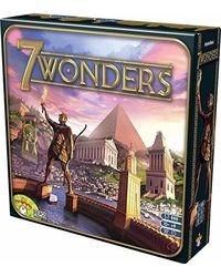 Asmodee 7 Wonders, Multi Color