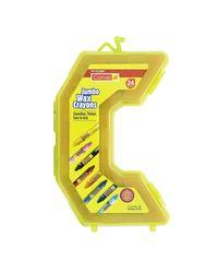 Camlin Kokuyo Jumbo Wax Crayon Set - 24 Shades (Multicolor)