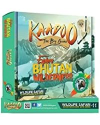 Kaadoo Board Game Bhutan Edition, Age 6+