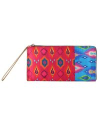 Wallets And Clutches: W01-528, multicolour