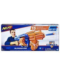 NERF Guns Nstrike Surgefire Blaster, Age 8+