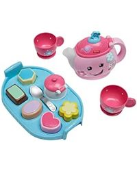Fisherprice Laugh & Learn Sweet Manners Tea Set, Age 18 Mth+