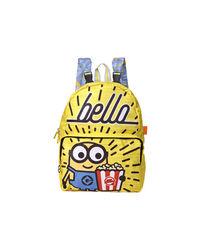 Minions Bello Reversible School Bag 41 cm