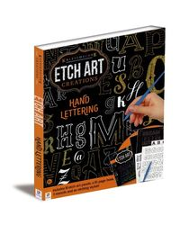 Kaleidoscope Creations Etch Art Hand Lettering, na