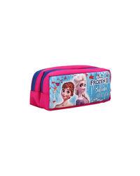 Frozen 2 Believe Your Journey 3 Zip Pouch