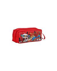 Spiderman Crimer Fighter 3 Zip Pouch