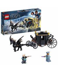 Lego Harry Potter Grindewald'S Escape Building Blocks, Age 7+