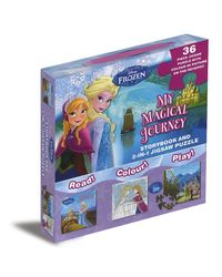 Disney Frozen My Magical Journey, na
