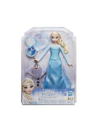 Frozen Icy Lights Elsa Fashion Doll, Age 3+