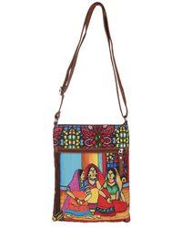 Sling Bags: S20-29, multicolour
