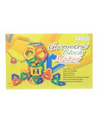 Dr. Mady Geometric Block Maker, Age All