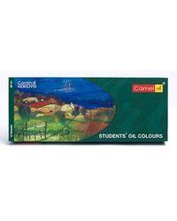 211712 Student Oil Colours Tps Soc Box (20Ml X 12 Shades)