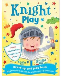 Knight Play (Play Book Dress Up), na