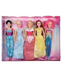 XINLIANFENG Solid-Body Doll Set