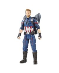 Avengers 12 Inch Th Power Fx Captain America Action Figure, Age 4+