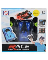 CAN XING TOYS Radio Controlled Race Wall Climbing Car