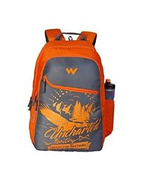 Wildcraft 35 Ltrs Badge_ Org Casual Backpack (11619-Badge_ Org), badge org