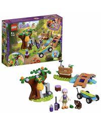 Lego Friends Mia'S Forest Adventure Building Blocks, Age 6+