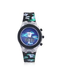 Hamster London Glitter Watch Football, mix