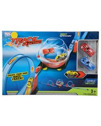 TENGLEADER Track Racing Set with Cars