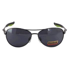 Reebok S29C1008 Silver Flash Pilot Sunglasses for Women