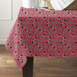 Cotton Table Cover TC 14, multi