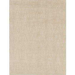 Floor Carpet and Rugs Hand Tufted, AC Concept Geometric Brown Carpets Online -B2-39-L, 3ftx5ft, brown